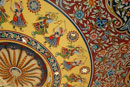 Ceiling painting - Mandawa